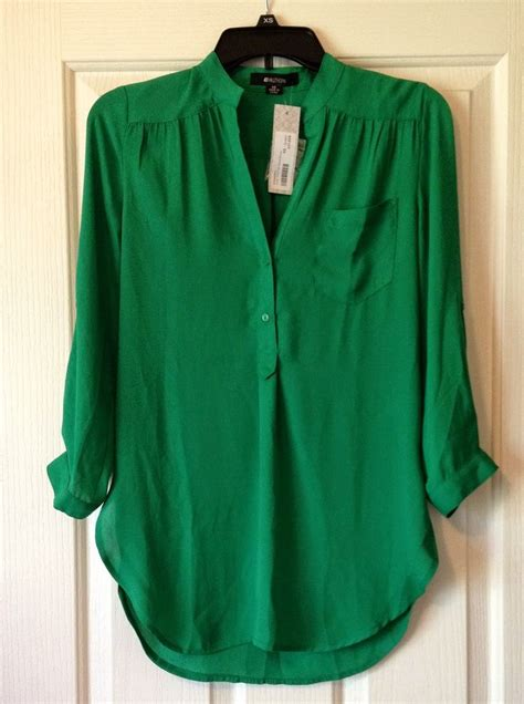 17 best ideas about green tops on green shirt shirts and cardigans