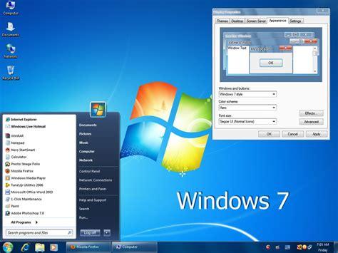 windows 7 desktop themes problem windows 7 for xp sp3 by vher528 on deviantart
