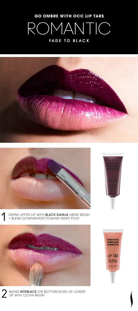 Ombre Lipstick Ideas 10 ideas to ombre makeup tricks fade color and ombre