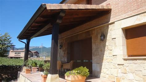 fotos de porches de madera encuentra el porche de madera ideal para tu hogar en la rioja