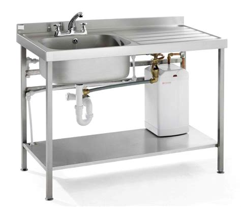 mobile kitchen sink the usefulness of portable sinks