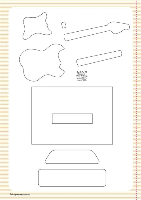 guitar templates uk 2540 best images about cut files on cutting