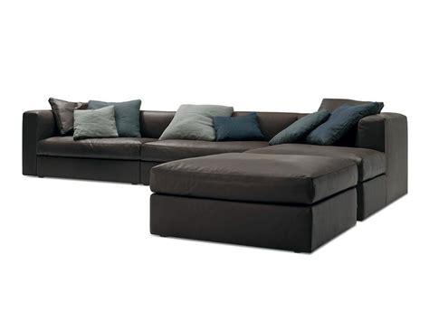 prodotti per divani in pelle divano angolare in pelle dune divano in pelle poliform