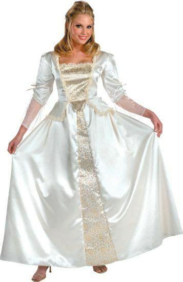 pirates   caribbean elizabeth white dress  halloween deluxe adult costume ebay
