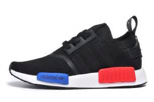 Adidas Originals Nmd R1 Runner Primeknit Zapatos Para Correr Negro Rosado Zapatos P 751 by Adidas Originals Nmd Runner Primeknit Unisex Shoes