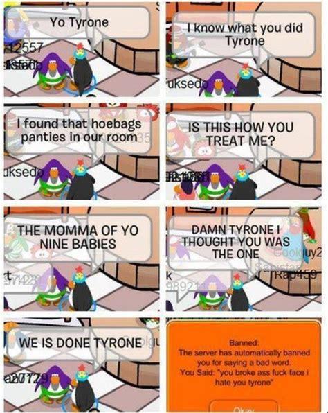 Club Penguin Memes - image 544071 fake club penguin bans know your meme