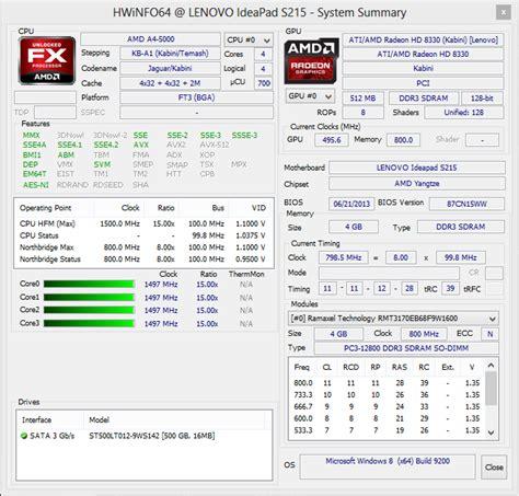 Lenovo Ideapad S215 test lenovo ideapad s215 59372287 subnotebook notebookcheck tests