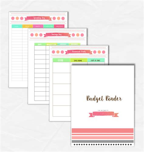 free printable binder planner 2016 now at 60 off planners to get you organized in 2016