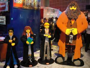 3d Room Builder e3 2010 lego harry potter booth life sized lego harry h