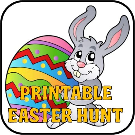 easter egg hunt map template printable treasure hunt riddles clues and