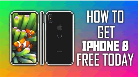 how to for free on iphone how to get iphone 8 free today