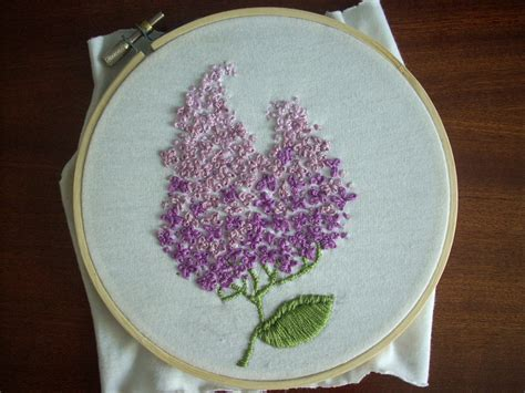 embroidery simple lilac simple embroidery by uszatyarbuz on deviantart