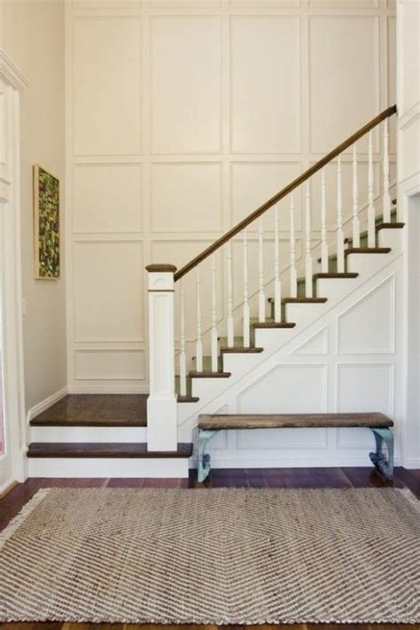 Stair Wainscoting by Best 25 Wainscoting Stairs Ideas On Stairway