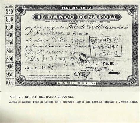 banco di napoli carte napoli archivio storico banco di napoli eventi arte
