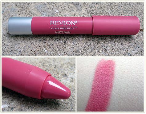Lipstik Revlon Colorburst Matte Balm revlon colorburst matte balm in elusive a beautiful