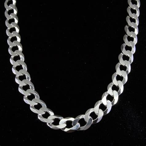 cadenas de oro blanco para hombre cadena de plata hombre modelo grumet 64 000 en mercado
