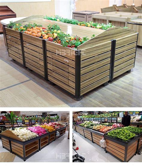 scaffale supermercato supermercato scaffale cremagliera di verdure e frutta