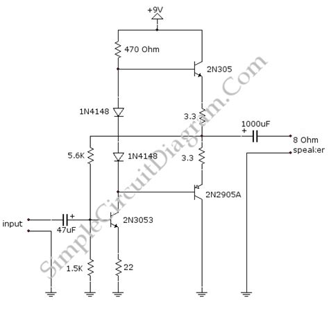 transistor lifier stages single stage transistor lifier circuit
