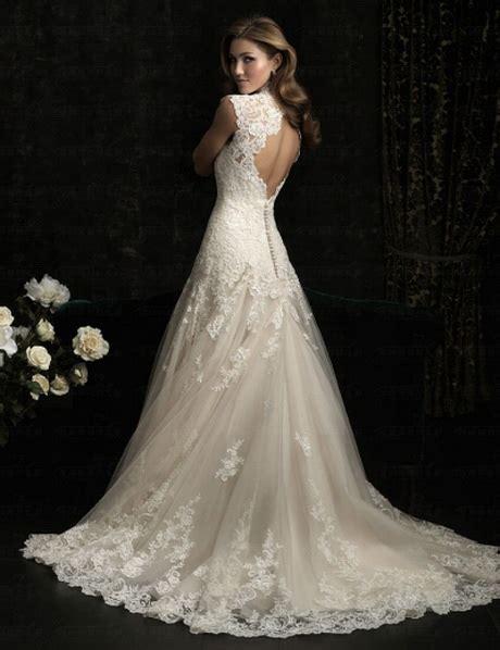 Hochzeitskleider Mit Spitze Und Tüll by Spitzen Hochzeitskleid