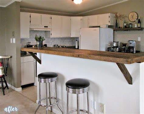 Half Wall Bar Top by Kitchen Dining Archives Page 12 Of 110 Better After