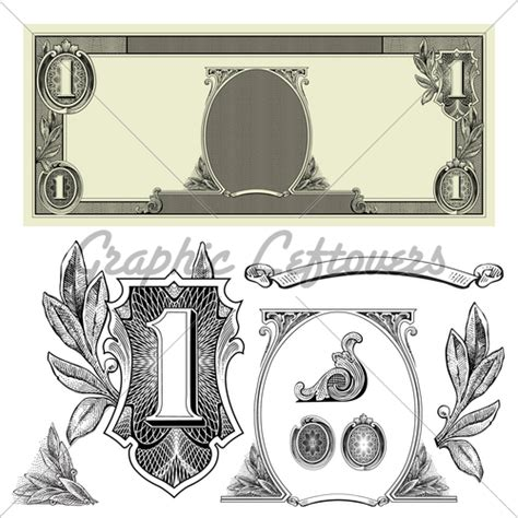 money dollars and design elements vector vector money elements 183 gl stock images