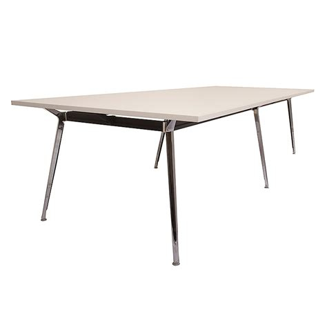 Office Furniture Meeting Table Ruby Meeting Table 3200mm X 1200mm Value Office Furniture
