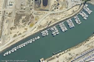 wilmington california map island yacht marina in wilmington california united states