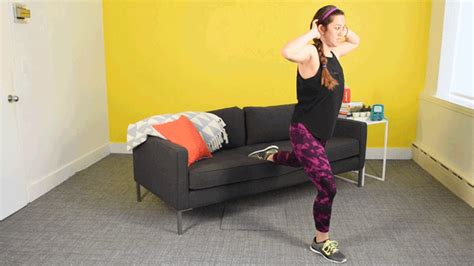 bent over the couch here s a netflix workout you can do on your couch