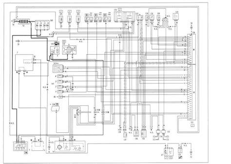 Fiat 500 Starter Wiring Diagram Schematic Symbols Diagram Fiat 500 Wiring Diagram Auto Electrical Wiring Diagram