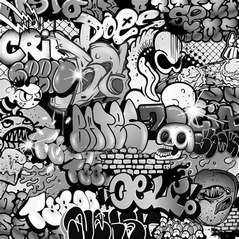 imagenes de graffiti de blanco y negro kari te amo papier peint poster graffiti tag artpainting4you eu