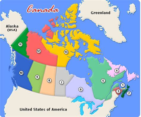canada provinces map canada map maps photos
