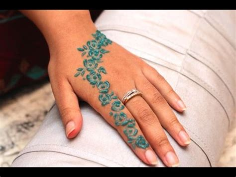 henna tattoo tutorial chrisspy how to apply basic arabic henna tutorial
