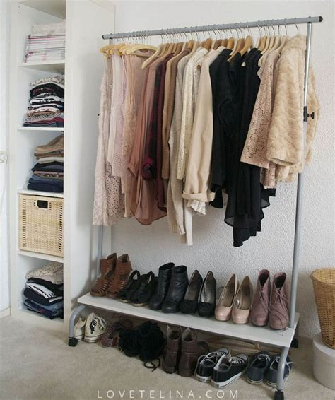 Clothing Storage Solutions No Closet by 17 Best Images About Decorating Ideas On