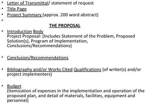 Technical Report Letter Of Transmittal Writing