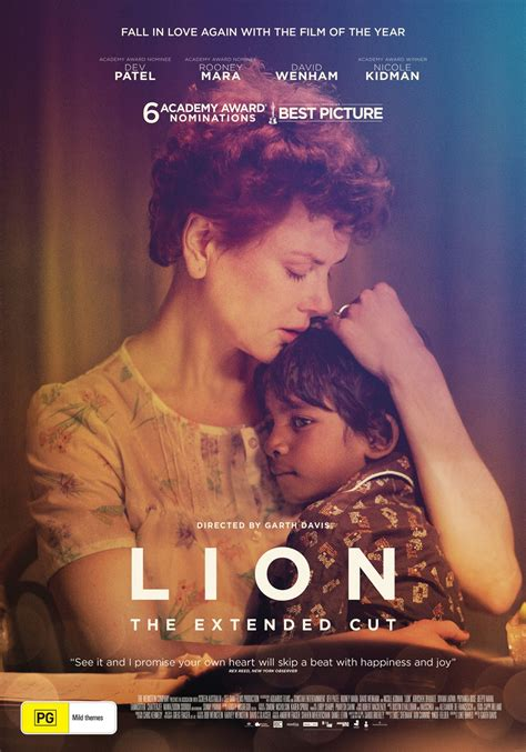 lion film garth davis lion 2016 directed by garth davis starring rooney mara