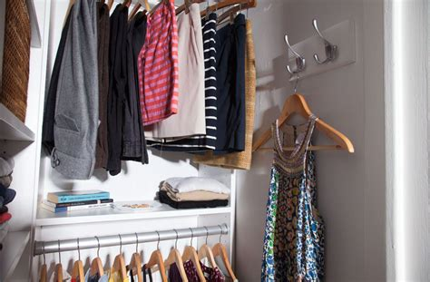 Editor Closet by Before After An Editor S Closet Makeover Lonny