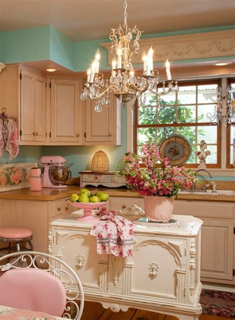 shabby chic cottage kitchen shabby chic archives panda s house 27 interior