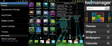 touchwiz player apk touchwiz 4 launcher all devices gt 2 2 android development and hacking