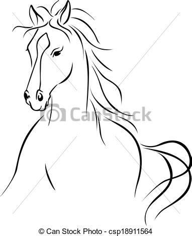 clipart cavallo cavallo vettore di clip cerca disegni e immagini