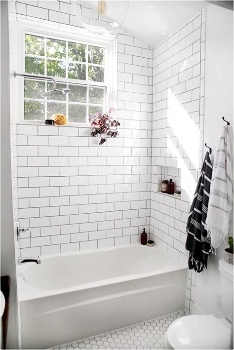 subway tile in bathroom ideas best 25 subway tile bathrooms ideas only on