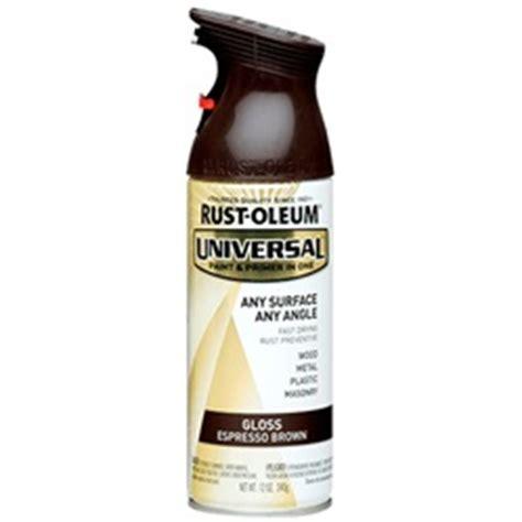 rust oleum universal spray paint