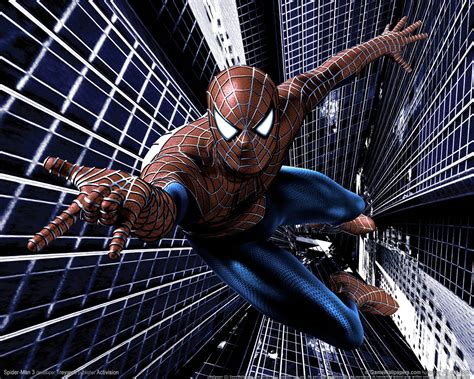 wallpaper 3d spiderman amazing wallpapers spider man 3 wallpapers spider man