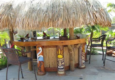 Backyard Tiki Bar Sets by 11 Best Tiki Bar Images On Backyard Ideas