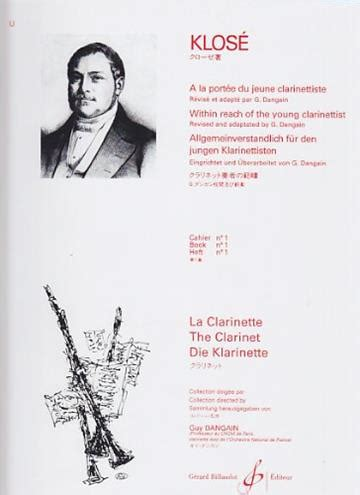 0043017967 l abc du jeune clarinettiste volume wolf musique partitions et m 233 thodes clarinette
