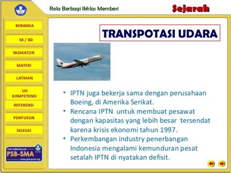 Makna Biografi Habibie Bagi Perkembangan Iptek | perkembangan iptek di indonesia