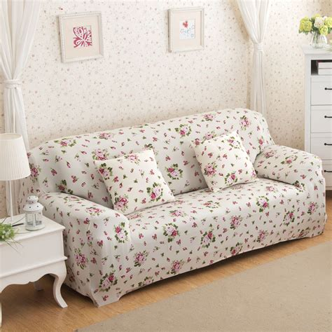 universal couch slipcovers 24colors sofa slipcover flower printed universal stretch