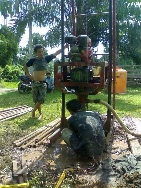 Mesin Bor Sumur Otomatis berbagai type mesin bor sumur