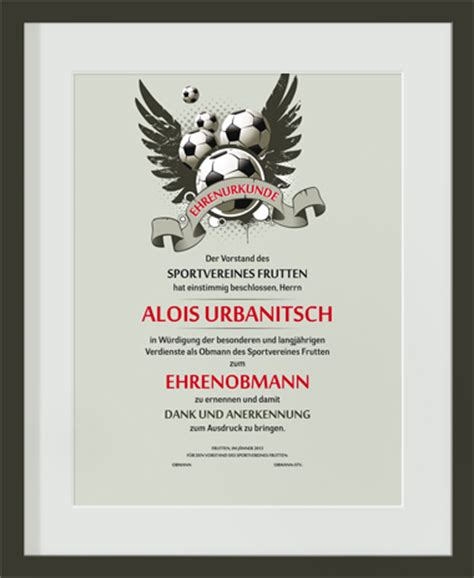 Moderne Urkunden Vorlagen Urkunde Sportverein Modern Urkundenquartier