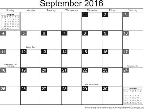 Calendar Printable 2016 Blank January 2016 Printable Blank Calendar Printable Blank