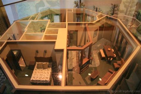 Disney Vacation Club Treehouse Villas Floor Plan - disney treehouse villa floor plan floor matttroy
